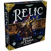 Warhammer 40k Relic Board Game - Halls of Terra Expansion