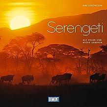 DuMont Bildband Serengeti: Aus Feuer und Asche geboren