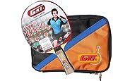 #10: GKI Euro Hybridz Table Tennis Racquet