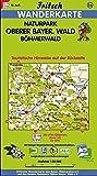 Fritsch Karten, Nr.56, Naturpark Oberer Bayerischer Wald, Böhmerwald (Fritsch Wanderkarten 1:50000, Band 56) -