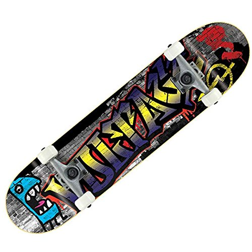 Voltage SB1500, Skateboard Unisex – Adulto, Blu, Taglia Unica