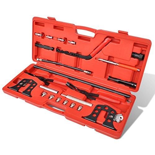 Preisvergleich Produktbild vidaXL Ventilfederspanner Satz Ventile Ventilfeder Montage Druckluft Werkzeugset