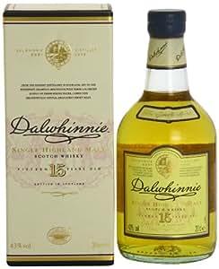 Dalwhinnie 15 Year Old  Single Malt Scotch Whisky, 20 cl