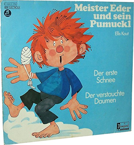 MEISTER EDER und sein PUMUCKL von Ellis Kaut Schallplatte LP: Der erste Schnee & Der verstauchte Daumen Test