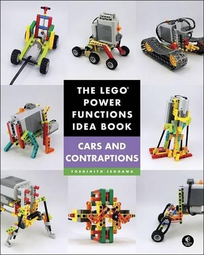 Preisvergleich Produktbild The LEGO Power Functions Idea Book,  Volume 2: Cars and Contraptions (Lego Power Functions Idea Bk 2)