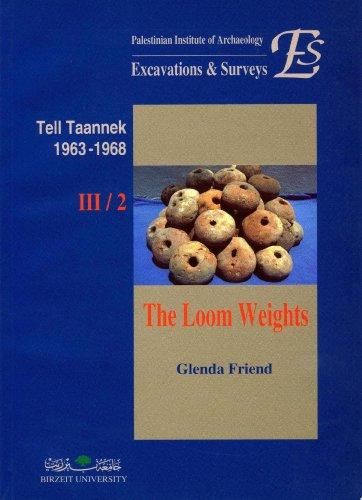 Tell Taannek 1963-1968 III/2: The Loom Weights