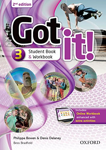 Got it!: Level 3: Student Pack with Digital Workbook