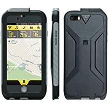 Topeak iPhone 6 impermeable Ridecase, color negro/gris