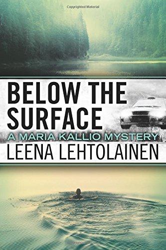 Amazon eBooks Below the Surface (The Maria Kallio Series) MOBI