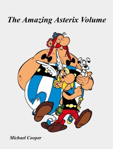 The Amazing Asterix Volume (English Edition)