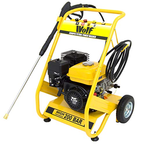Petrol Pressure Washer Reviews | Best High Power Jet Washers