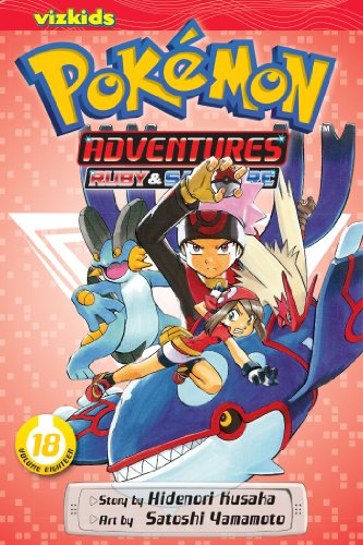 Pokemon adventures. Volume 18