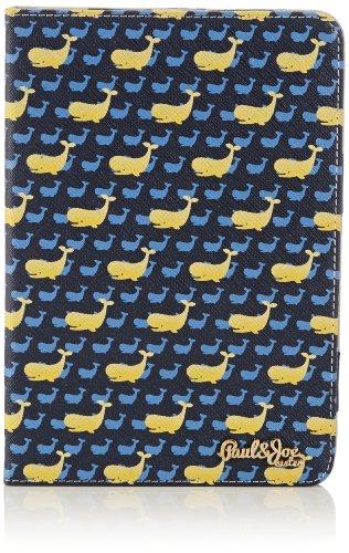 Paul & Joe Sister - Porta documenti e carte di credito, Donna, Blu (Blau (Marine 3)), 19x25x2 cm (L x A x P)
