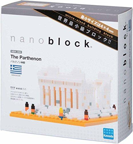 Nanoblock NAN-NBH066 The Parthenon