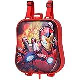 Toyshine Startoys Holi Water Gun with High Pressure, Back Holding Tank, 3.0 L, Iron Man, Red
