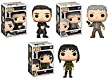 Funko POP! Blade Runner 2049: Officer K + Deckard + Joi – Stylized Vinyl Figure Set NEW