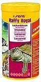 Sera 01736 raffy Royal 1000 ml der Leckerbissen aus naturbelassenen, schonend getrockneten Fischen (50%) und Garnelen (50%) für Wasserschildkröten sowie große räuberische Zierfische