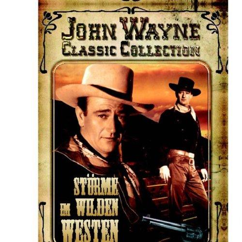 John Wayne - Stürme im Wilden Westen