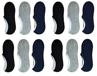 Zacharias Men's Loafer Low Cut Socks
