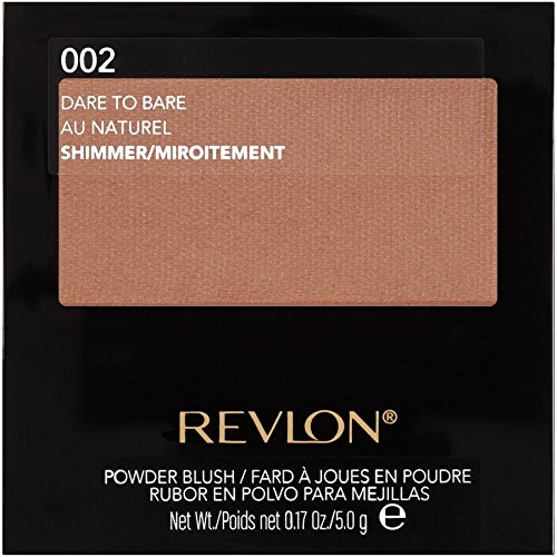 Revlon Powder Blush 002 Dare to Bare Róż do policzków