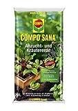 Compo 1062804 Anzucht- und Kräutererde, 20 Liter