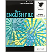 New English File Advanced: Student's Book and Workbook With Answer Key Pack (ES) (New English File Second Edition)