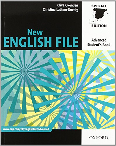 New English File Advanced: Student's Book and Workbook With Answer Key Pack...