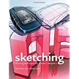 Sketching: Drawing Techniques for Product Designers by Koos Eissen, Roselien Steur (2007) Hardcover