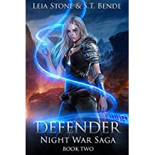 Defender (Night War Saga Book 2) (English Edition)