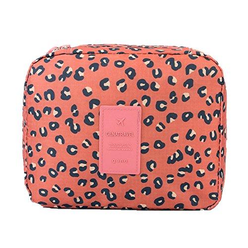 ANNE ,  Damen Weekender Pink Leopard