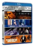 Best Me  Blu Ray - Thriller Collection (4 Blu-Ray) - Blackhat / Now Review