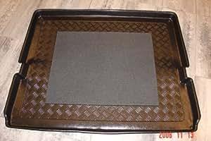 Torrex tapis de coffre antidérapant pour van Ford S-Max 5/7 places Modèles à partir de 2006 avec 3ème rangée de sièges repliée