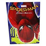 Seven DC Comics Spiderman Home Coming Agenda Scolaire 10 Mois Violet