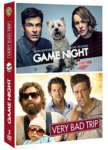 Coffret 2 films : game night ; very bad trip [FR Import]