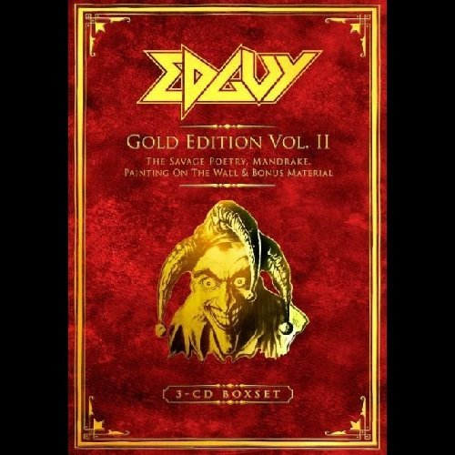 The Legacy (Gold Edition) by Edguy (2011-02-08)