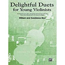 [(Delightful Duets: Piano Part)] [Author: Constance Starr] published on (July, 1999)