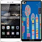 SilikonHülle für Huawei Ascend P8 - Eigene Energie by