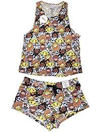 5e802e7a27d0b Primark Ladies Girls Womens Disney Lion King Pyjamas Vest Cami T Shirt Top  Shorts Pajama Pyjama PJ Set UK S-XL Sold…