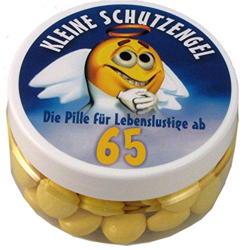 Preisvergleich Produktbild Kleine Schutzengel - Pillen zum 65. Geburtstag