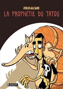 vignette de 'La prophétie du tatou (Zerocalcare)'