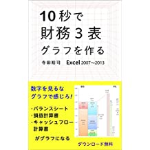 three financial statements chart easiest chart (Japanese Edition)