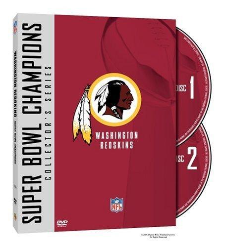 NFL Super Bowl Collection - Washington Redskins by Joe Gibbs