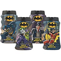 Batman DC Comics Viaggi Pack Batman Gel Doccia - Confezione