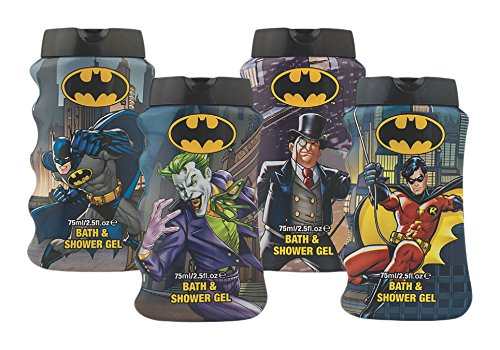 Batman - DC Comics Travel Pack, 4 Stück Dc Pack