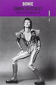 Bowie par Simon Critchley