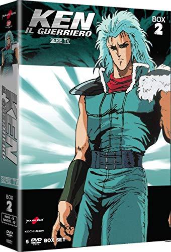 Ken il Guerriero, Parte 2 (5 DVD)