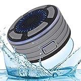 Best Le radio da esterno - Altoparlante Bluetooth Impermeabile da Doccia Speaker Stereo con Review