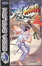 Street fighter alpha - Saturn - PAL
