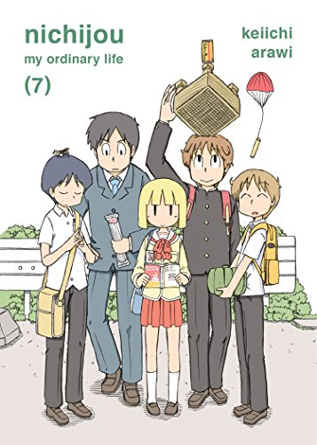 Nichijou Volume 7 (Nichijou: My Ordinary Life) por Keiichi Arawi