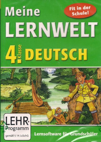Meine Lernwelt 4. Klasse Deutsch